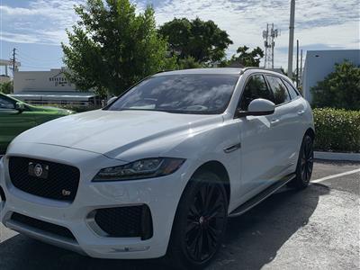 2019 Jaguar F-PACE lease in Maimi Beach,FL - Swapalease.com