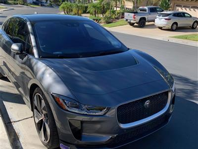 2019 Jaguar I-PACE lease in Trabuco Canyon,CA - Swapalease.com