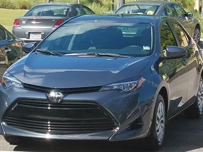 2018 Toyota Corolla lease in Tampa,FL - Swapalease.com