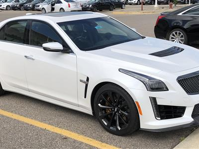 2018 Cadillac CTS-V lease in Lake Orion,MI - Swapalease.com