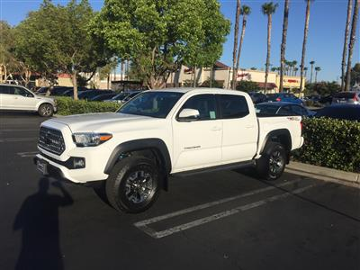 2018 Toyota Tacoma lease in Panorama City,CA - Swapalease.com