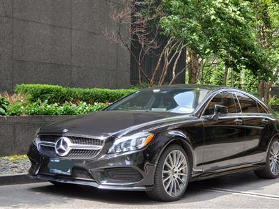 2018 Mercedes-Benz CLS Coupe lease in NEW YORK,NY - Swapalease.com