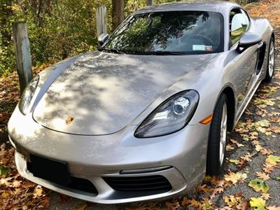 2018 Porsche 718 lease in Rochester,NY - Swapalease.com