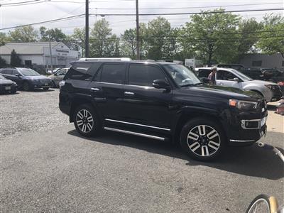 2018 Toyota 4Runner lease in NORTH BERGEN,NJ - Swapalease.com