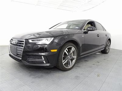 2017 Audi A4 lease in Redwood City,CA - Swapalease.com