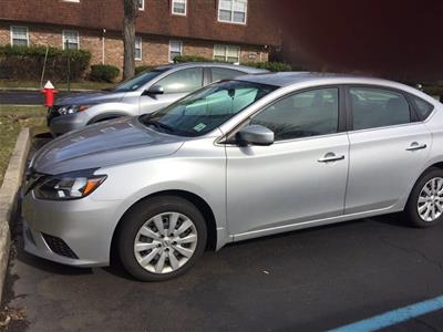 2019 Nissan Sentra lease in Norwood,NJ - Swapalease.com