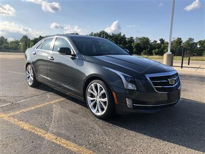 2018 Cadillac ATS lease in Commerce Township,MI - Swapalease.com