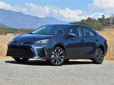 2017 Toyota Corolla lease in Tarzana,CA - Swapalease.com
