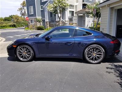 2017 Porsche 911 lease in Redwood City,CA - Swapalease.com
