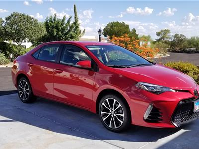 2017 Toyota Corolla lease in Tucson,AZ - Swapalease.com