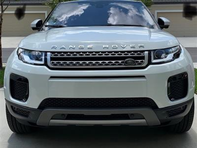 2018 Land Rover Range Rover Evoque lease in Tampa,FL - Swapalease.com