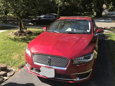 2019 Lincoln MKZ Hybrid lease in Moorestown,NJ - Swapalease.com
