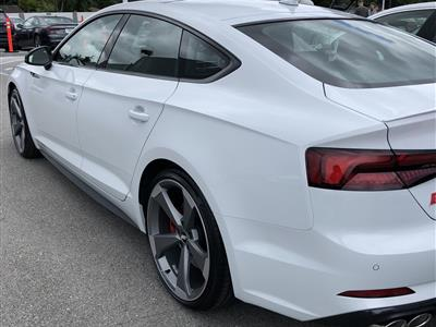 2019 Audi S5 Sportback lease in Campbell,CA - Swapalease.com