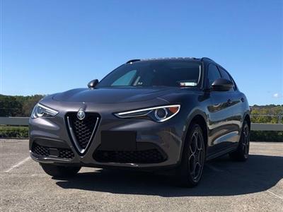 2018 Alfa Romeo Stelvio lease in Niskayuna,NY - Swapalease.com