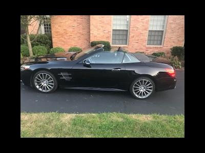 2017 Mercedes-Benz SL Roadster lease in Bloomfield Hills ,MI - Swapalease.com