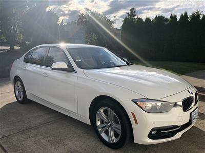 2017 BMW 3 Series lease in eugene,OR - Swapalease.com