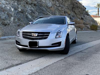 2019 Cadillac ATS lease in Palm Springs,CA - Swapalease.com
