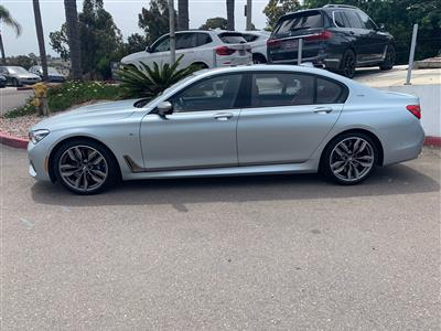 2018 BMW 7 Series lease in San Diego,CA - Swapalease.com