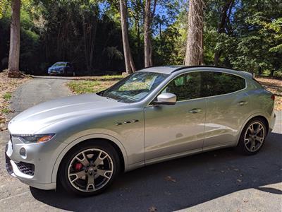 2017 Maserati Levante lease in Potomac,MD - Swapalease.com