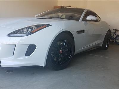 2017 Jaguar F-Type lease in Pomona,CA - Swapalease.com