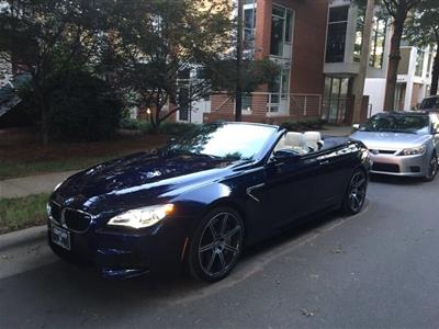 2018 BMW M6 lease in Charlotte,NC - Swapalease.com