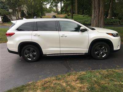 2017 Toyota Highlander lease in Middletown,NJ - Swapalease.com