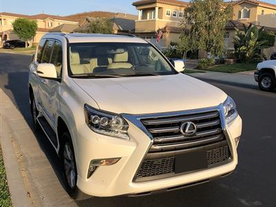 2018 Lexus GX 460 lease in Thousand Oaks,CA - Swapalease.com