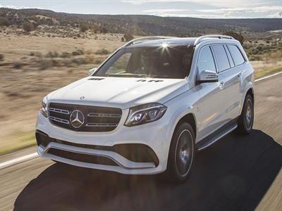 2018 Mercedes-Benz GLS-Class lease in El Dorado Hills,CA - Swapalease.com