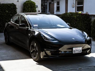 2018 Tesla Model 3 lease in Pascadena,CA - Swapalease.com
