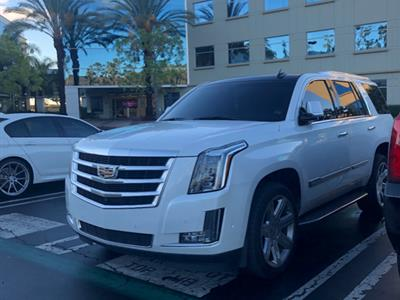2017 Cadillac Escalade lease in Irvine,CA - Swapalease.com
