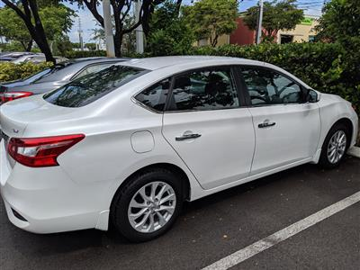 2018 Nissan Sentra lease in Miami,FL - Swapalease.com