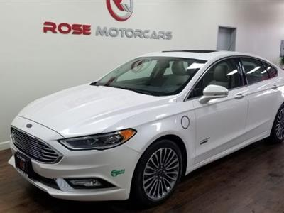 2017 Ford Fusion Energi lease in PACIFIC PALISADES,CA - Swapalease.com