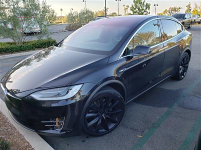 2018 Tesla Model X lease in Laguna Beach,CA - Swapalease.com