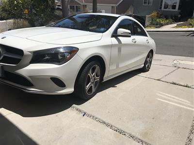 2018 Mercedes-Benz CLA Coupe lease in Hermosa Beach,CA - Swapalease.com