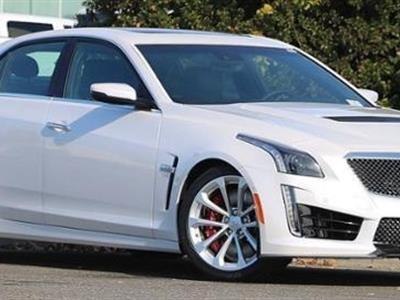 2018 Cadillac CTS-V lease in San Mateo,CA - Swapalease.com
