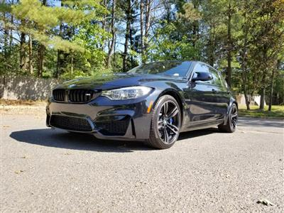 2017 BMW M3 lease in Pittstown,NJ - Swapalease.com