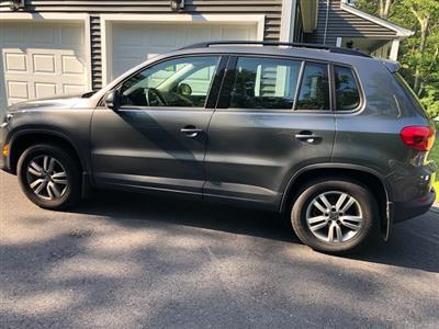 2017 Volkswagen Tiguan lease in Hope,RI - Swapalease.com
