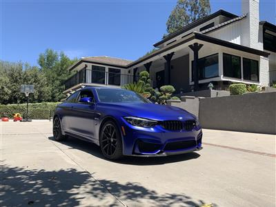 2019 BMW M4 CS lease in Fullerton,CA - Swapalease.com