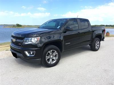 2018 Chevrolet Colorado lease in The Colony,TX - Swapalease.com