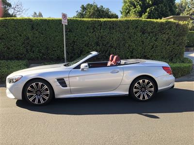 2018 Mercedes-Benz SL Roadster lease in Beverly Hills,CA - Swapalease.com