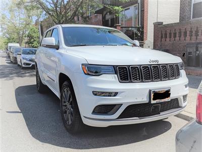 2019 Jeep Grand Cherokee lease in Brooklyn,NY - Swapalease.com