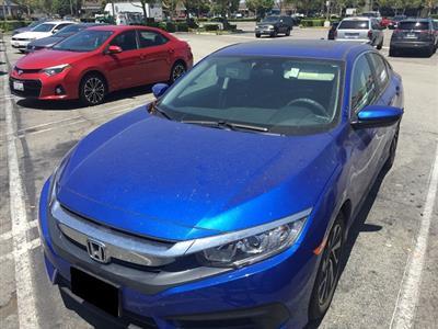 2018 Honda Civic lease in Fullerton,CA - Swapalease.com