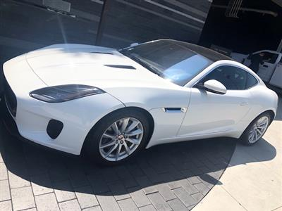 2018 Jaguar F-Type lease in Los Angeles,CA - Swapalease.com