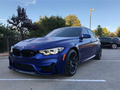 2018 BMW M3 CS lease in San Jose,CA - Swapalease.com