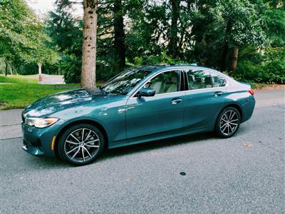 2019 BMW 3 Series lease in Redmond,WA - Swapalease.com