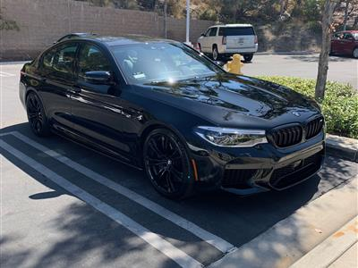 2019 BMW M5 lease in Escondido,CA - Swapalease.com
