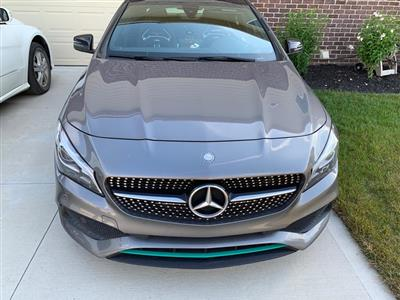 2017 Mercedes-Benz CLA Coupe lease in Canton,MI - Swapalease.com