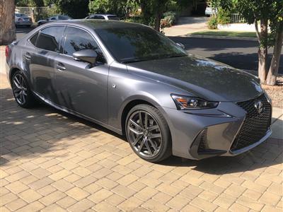 2019 Lexus IS 300 lease in Granada Hills,CA - Swapalease.com