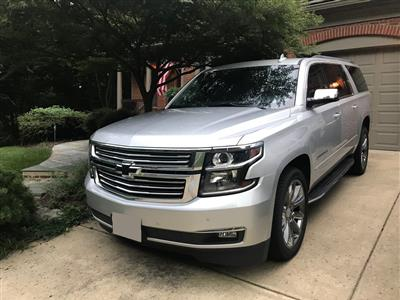 2017 Chevrolet Suburban lease in Potomac,MD - Swapalease.com