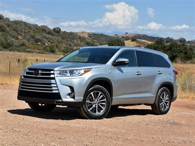 2017 Toyota Highlander lease in Dix Hills,NY - Swapalease.com